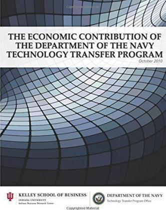 The Economic Contribution of the Department of the Navy Technology Transfer Program
