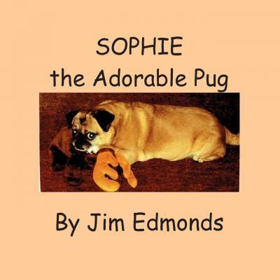 Sophie the Adorable Pug