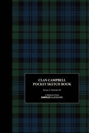 Clan Campbell Pocket Sketch Book