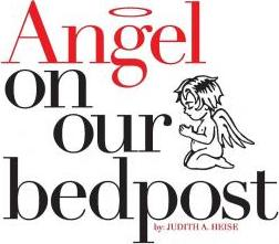 Angel on Our Bedpost