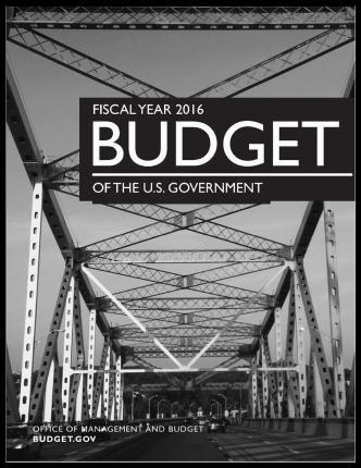 Budget of the U.S. Government, Fiscal Year 2016