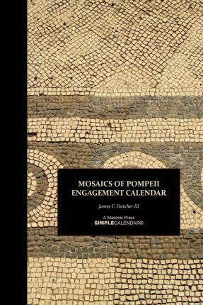 Mosaics of Pompeii Engagement Calendar