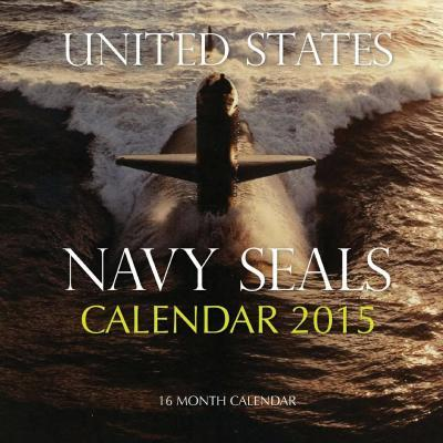 United States Navy Seals Calendar 2015