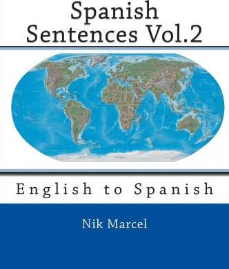 Spanish Sentences Vol.2