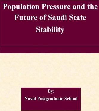 Population Pressure and the Future of Saudi State Stability
