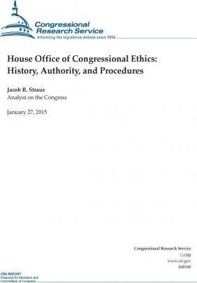 House Office of Congressional Ethics