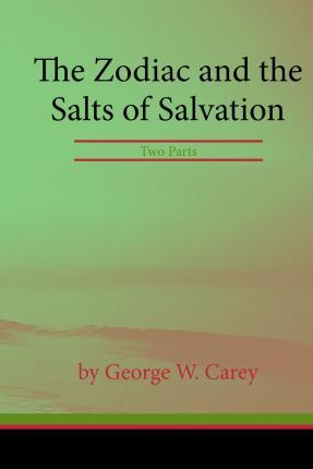 Zodiac And The Salts Of Salvation Pdf