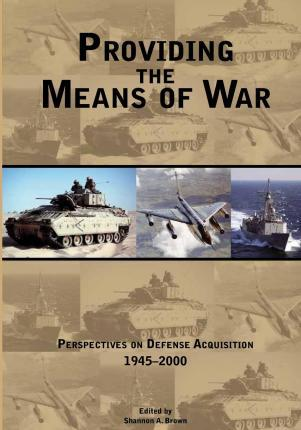 Providing the Means of War