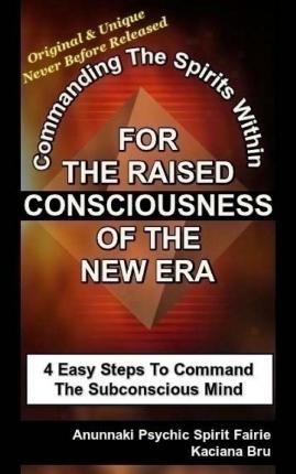 For the Raised Consciousness of the New Era