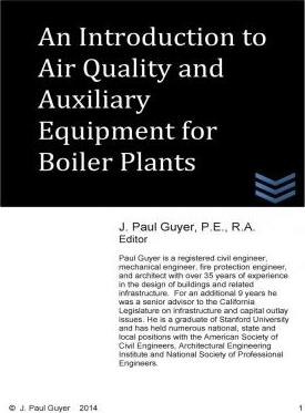 An Introduction to Air Quality and Auxiliary Equipment for Boiler Plants