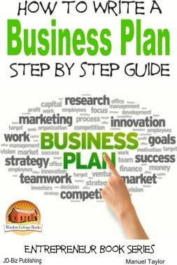 How to Write a Business Plan - Step by Step Guide