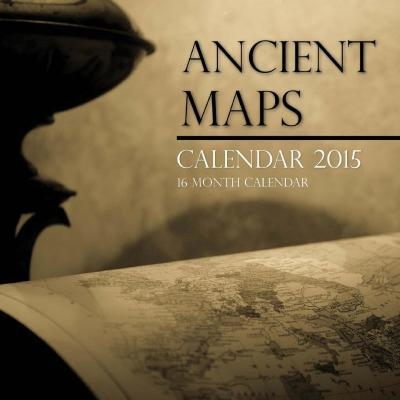 Ancient Maps Calendar 2015