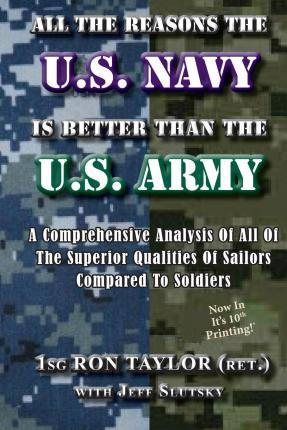 All the Reasons the U.S. Navy Is Better Than the U.S. Army