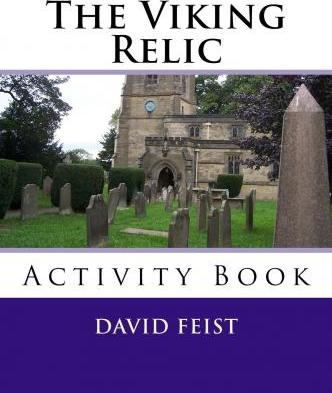 The Viking Relic Activity Book