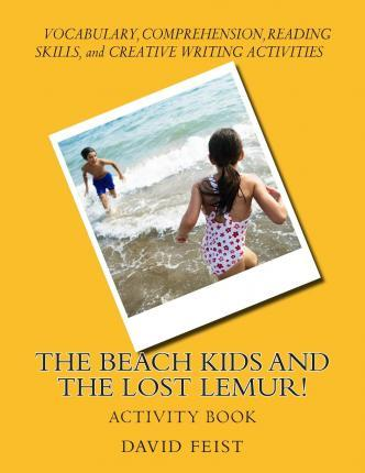 The Beach Kids and the Lost Lemur! Activity Book