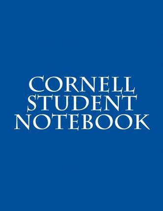 Cornell Student Notebook