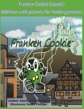 Franken Cookie Counts! Addition with Pictures for Kindergartners