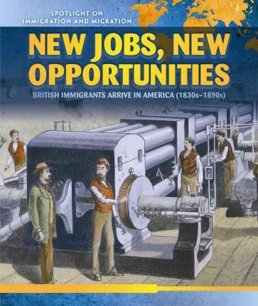New Jobs, New Opportunities