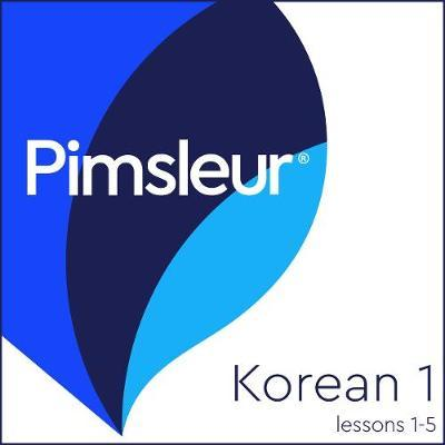 Pimsleur Korean Level 1 Lessons 1-5 MP3