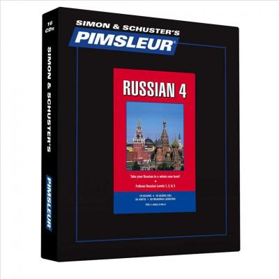Pimsleur Russian Level 4 CD