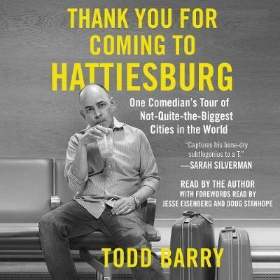 Thank You for Coming to Hattiesburg