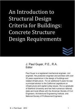 An Introduction to Structural Design Criteria for Buildings