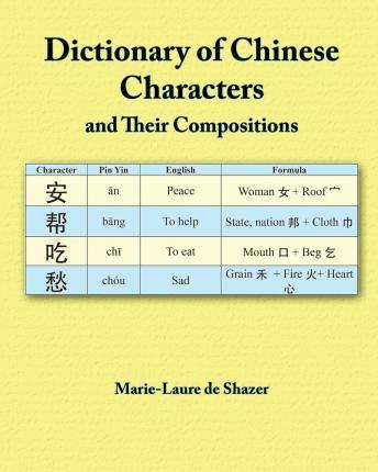 Dictionary of Chinese Characters and Their Compositions