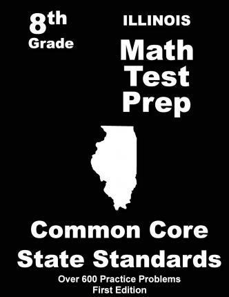 Illinois 8th Grade Math Test Prep