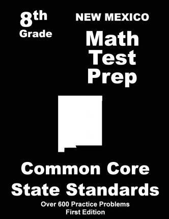 New Mexico 8th Grade Math Test Prep