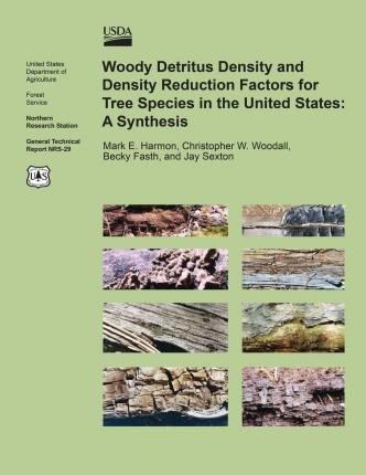 Woody Detritus Density and Density Reduction Factors for Tree Species in the United States