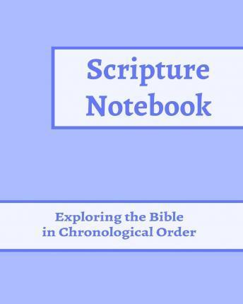 Scripture Notebook