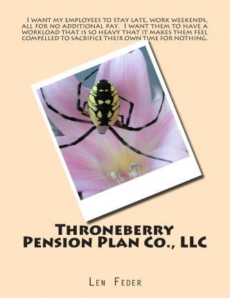 Throneberry Pension Plan Co., LLC