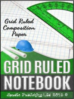 Grid Ruled Notebook