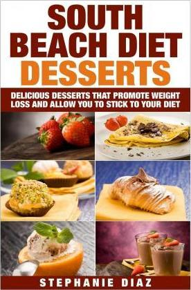 South Beach Diet Desserts
