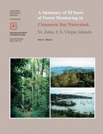 A Summary of 20 Years of Forest Monitoring in Cinnamon Bay Watershed, St. John, U.S. Virgin Islands