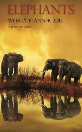Elephants Weekly Planner 2015
