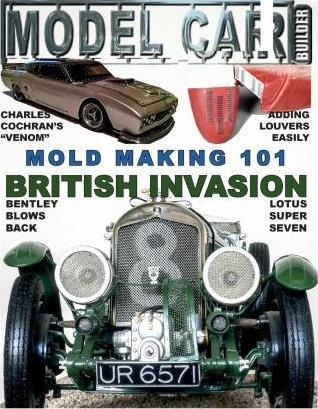 Model Car Builder No. 18