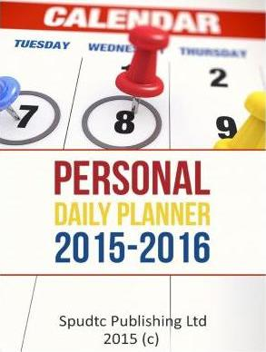 Personal Daily Planner