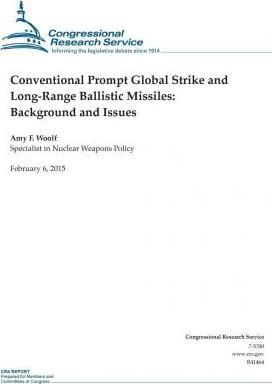 Conventional Prompt Global Strike and Long-Range Ballistic Missiles