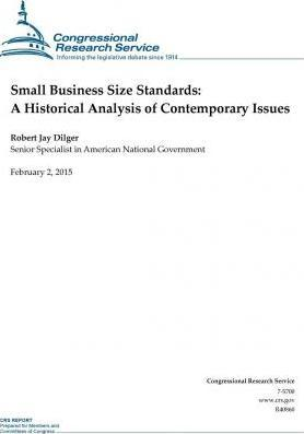 Small Business Size Standards