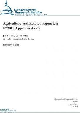 Agriculture and Related Agencies