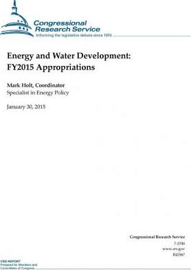 Energy and Water Development