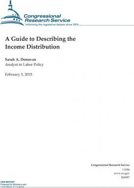 A Guide to Describing the Income Distribution
