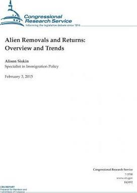Alien Removals and Returns