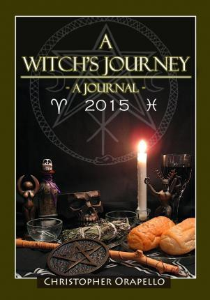 A Witch's Journey - 2015 - Altar Cover