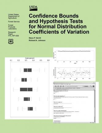 Confidence Bounds and Hypothesis Tests for Normal Distribution of Variation