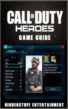 Call of Duty Heroes Game Guide