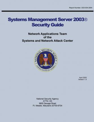 Network Applications Team of the Systems and Network Attack Center