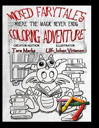 Wicked Fairytale's Coloring Adventure