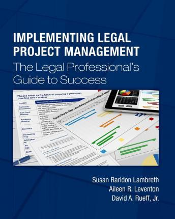 Implementing Legal Project Management